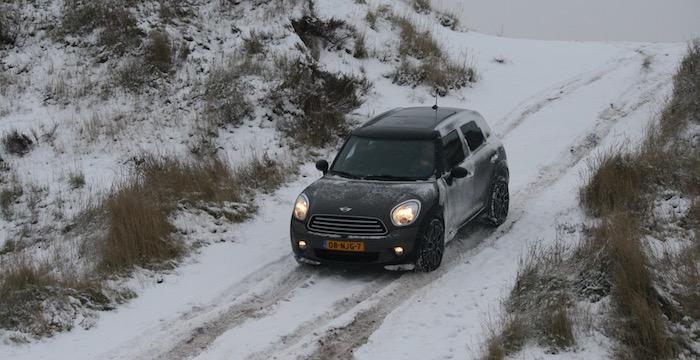 Autotest Mini Cooper Countryman ALL4 Diesel