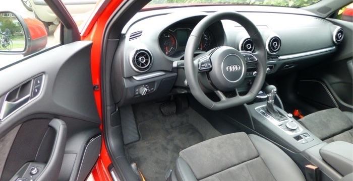 Audi A3 18TFSI 04 Driving-Dutchman