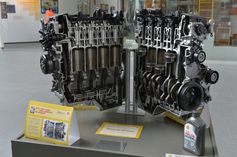 Shell-Split-engine-model