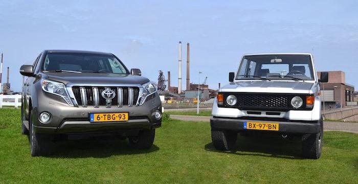 Rij-impressie-Toyota-Land-Cruiser-SX-2014-vs-LX-1987-video-DrivingDutchman-2