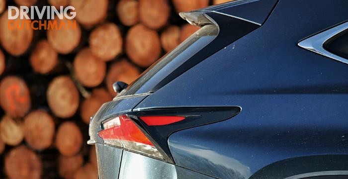 Lexus NX 300h 03 Driving-Dutchman