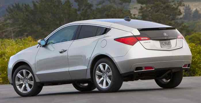 Acura-ZDX
