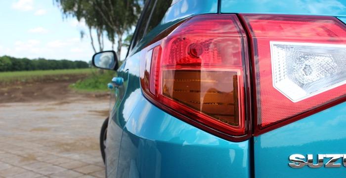 Suzuki Vitara Rear Driving-Dutchman