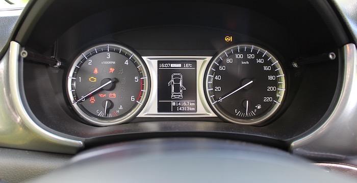 Suzuki Vitara cockpit Driving-Dutchman