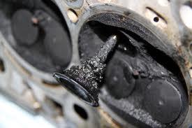 Verbrande klep auto symptomen