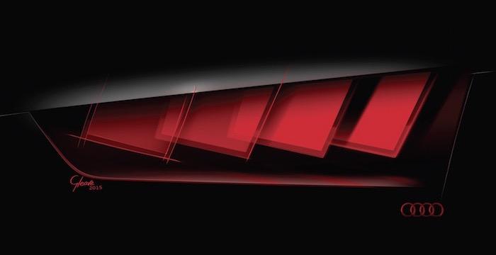 Achterlichtdesign verandert opnieuw door Matrix OLED-lichttechnologie Driving-Dutchman kopie