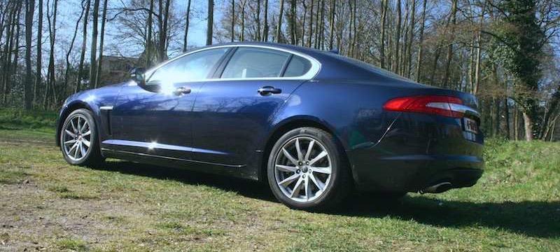 Autotest-Jaguar-XF-DrivingDutchman-links