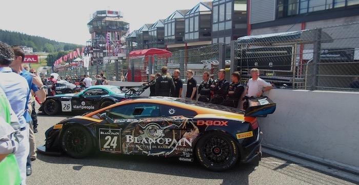 Blancpain en Lamborghini onlosmakelijk verbonden in autosport