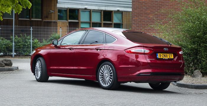 Ford Mondeo 1.5 EcoBoost presteert boven verwachting-DrivingDutchman