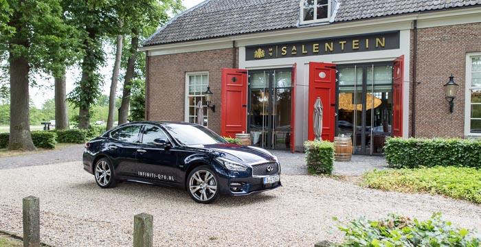 Infiniti Q70 2.2d autotest Driving-Dutchman