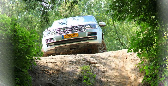 Land Rover Off Road Experience Driving-Dutchman