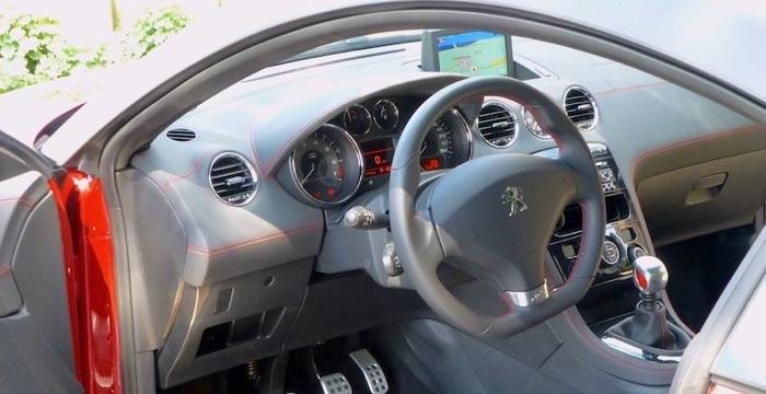 Peugeot RCZ-R 02 Driving-Dutchman