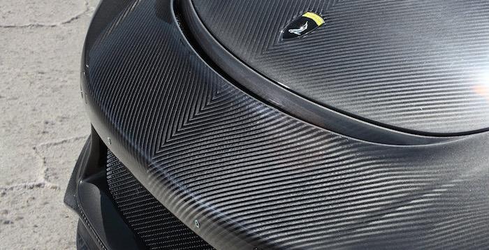 TopCar Porsche 911 Stinger GTR Carbon Edition DrivingDutchman
