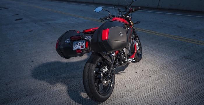 Victory Motorcycles gaat elektrisch met Empulse TT Driving-Dutchman