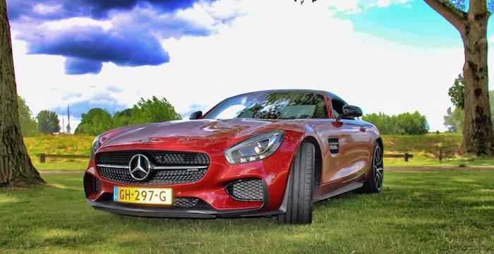 Video Mercedes AMG GT S, te veel voor woorden