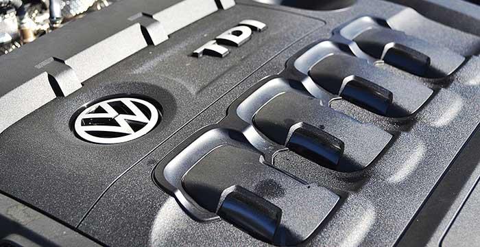 Volkswagen-Passat-Engine