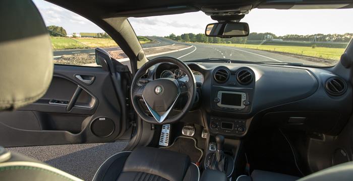 Alfa Romeo MiTo QV 03 Driving-Dutchman