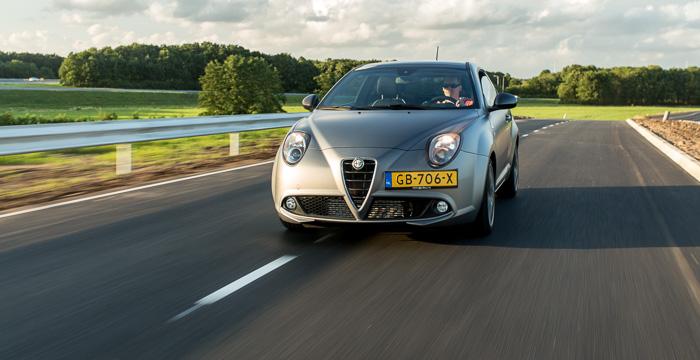 Alfa Romeo MiTo QV 05 Driving-Dutchman