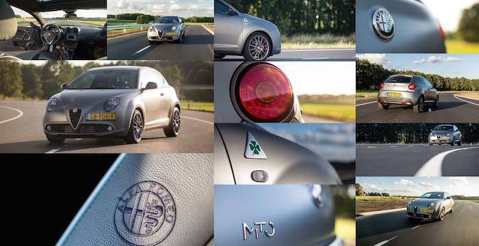 Alfa Romeo MiTo QV Driving-Dutchman