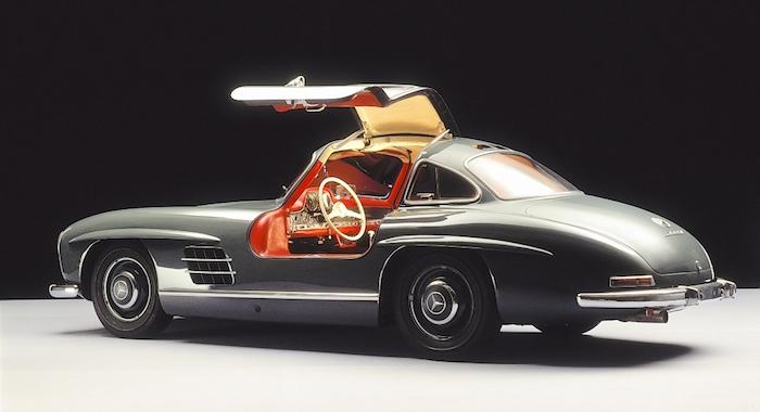 Mercedes-Benz Typ 300 SL (W 198 I, 1954 bis 1957).