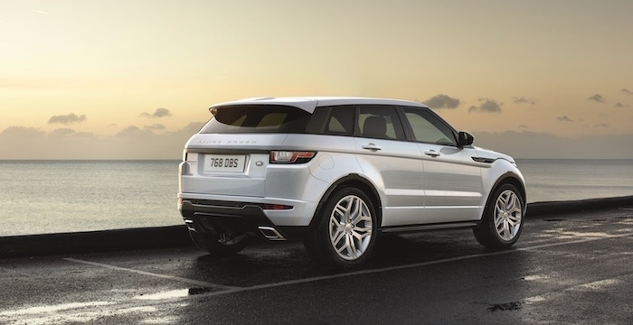 Een Range Rover met 20 procent bijtelling door voorwielaandrijving, aerodynamica en Ingenium