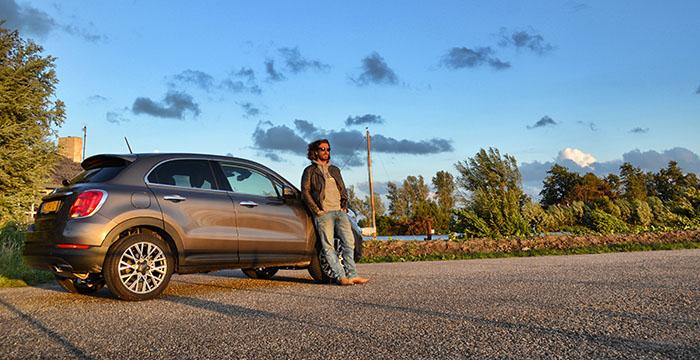 De Fiat 500X, hoe kleintjes groot worden Driving-Dutchman