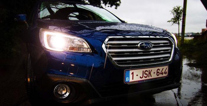 Subaru Outback, Puur genieten Driving-Dutchman