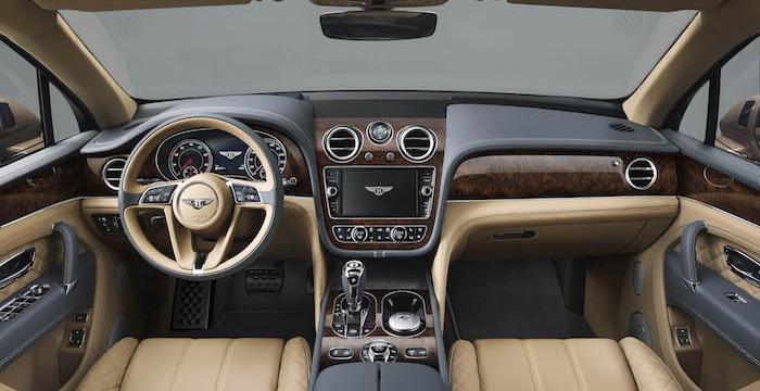 Bentley Bentayga W12 TSI SUV komt ook als diesel en hybride