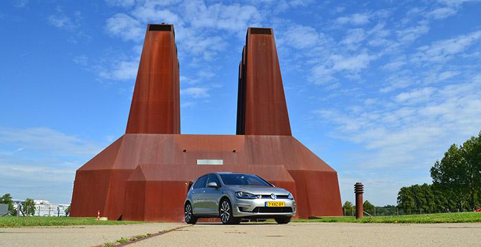 De Volkswagen Golf GTE kan hybride benzine verslaan 1