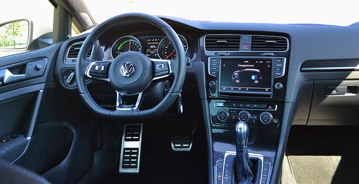 De Volkswagen Golf GTE kan hybride benzine verslaan 3