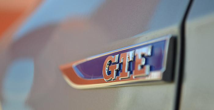 De Volkswagen Golf GTE kan hybride benzine verslaan 4