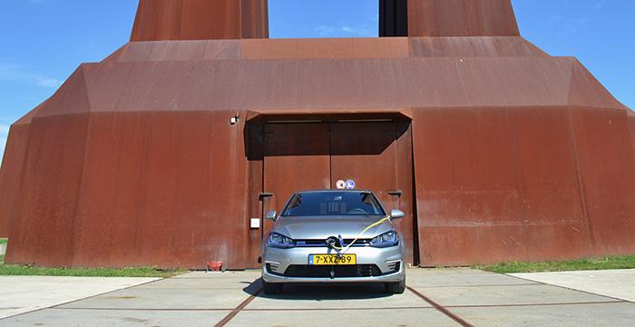De Volkswagen Golf GTE kan hybride benzine verslaan 5