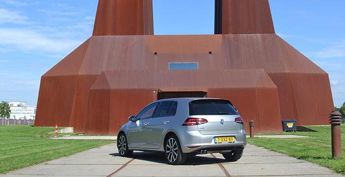 De Volkswagen Golf GTE kan hybride benzine verslaan 6