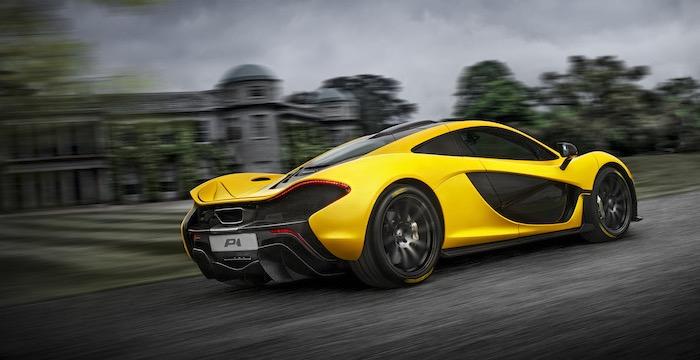 De zeven meest indrukwekkende hybride sportwagens van 2015 McLaren P1 Driving-Dutchman