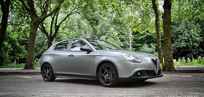 Een proeverij van Alfa Romeo 1