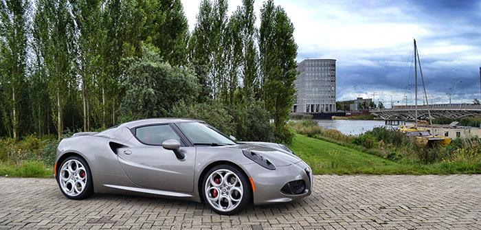 Een proeverij van Alfa Romeo 2