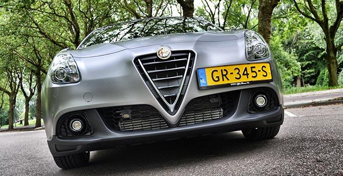 Een proeverij van Alfa Romeo