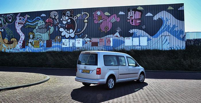 Kan de Volkswagen Caddy Combi Maxi de populaire MPV vervangen 1