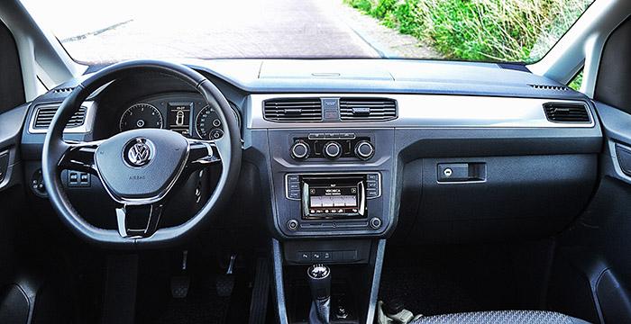 Kan de Volkswagen Caddy Combi Maxi de populaire MPV vervangen 5