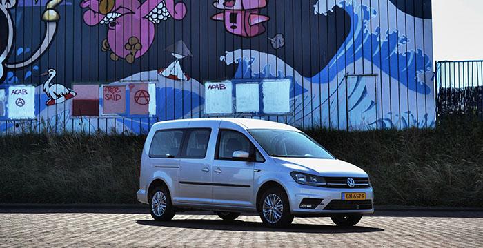 Kan de Volkswagen Caddy Combi Maxi de populaire MPV vervangen