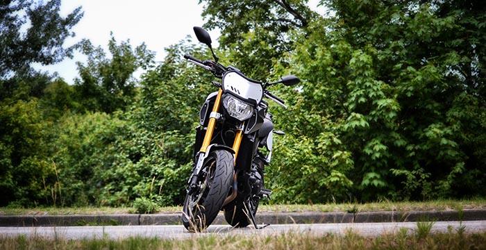 Yamaha MT-09 Sport Tracker, gemaakt voor bochten 4