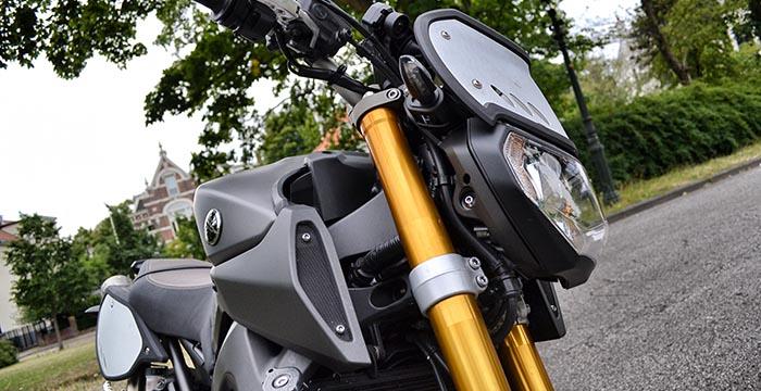 Yamaha MT-09 Sport Tracker, gemaakt voor bochten 5