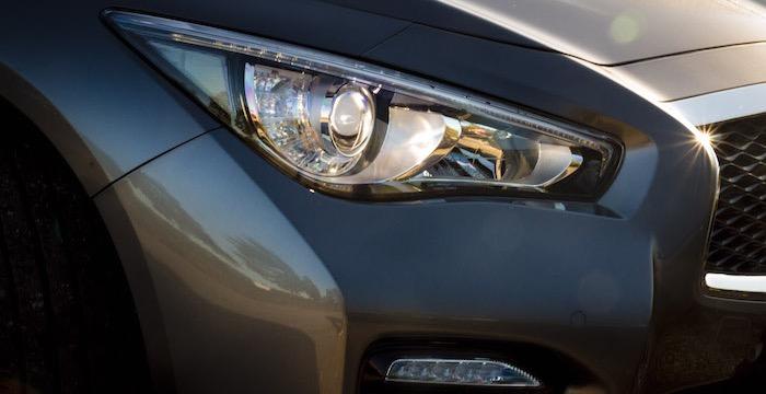 Infiniti Q50 goed compromis en prijstechnisch alternatief voor toonaangevende Duitsers Driving-Dutchman