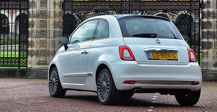De nieuwe Fiat 500, een verbeterd icoon 3