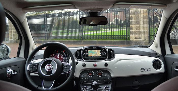 De nieuwe Fiat 500, een verbeterd icoon 4