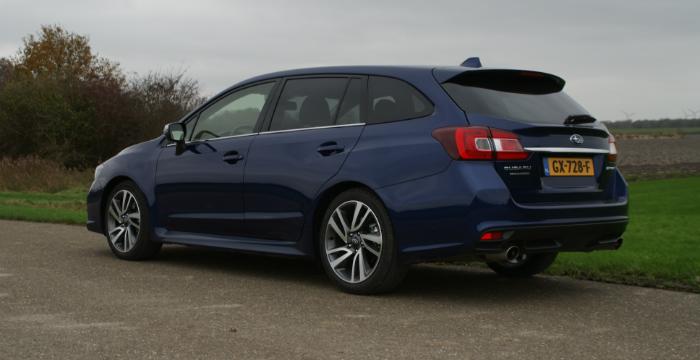 Subaru heeft alles in huis_Driving-Dutchman