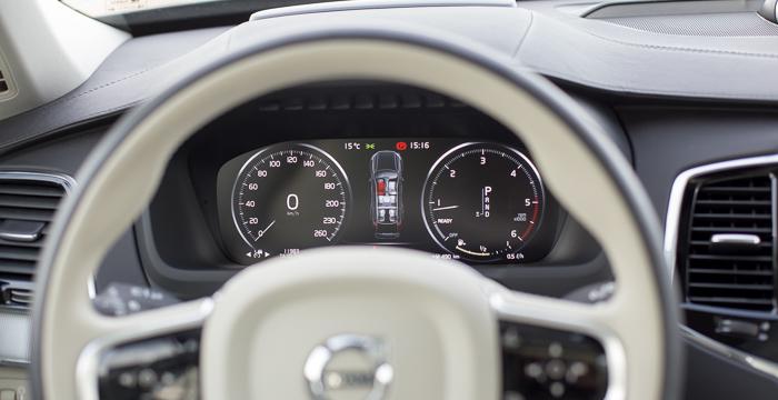 Volvo XC90 D5 AWD Driving-Dutchman18