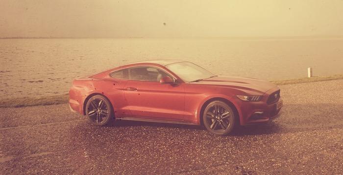 Ford Mustang Driving-Dutchman