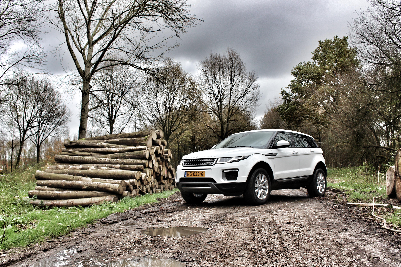 Onthaasten met de Land Rover Range Rover Evoque diesel