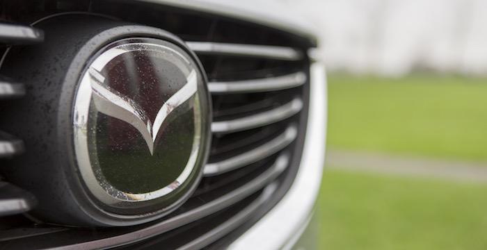 Mazda 6 Driving-Dutchman front